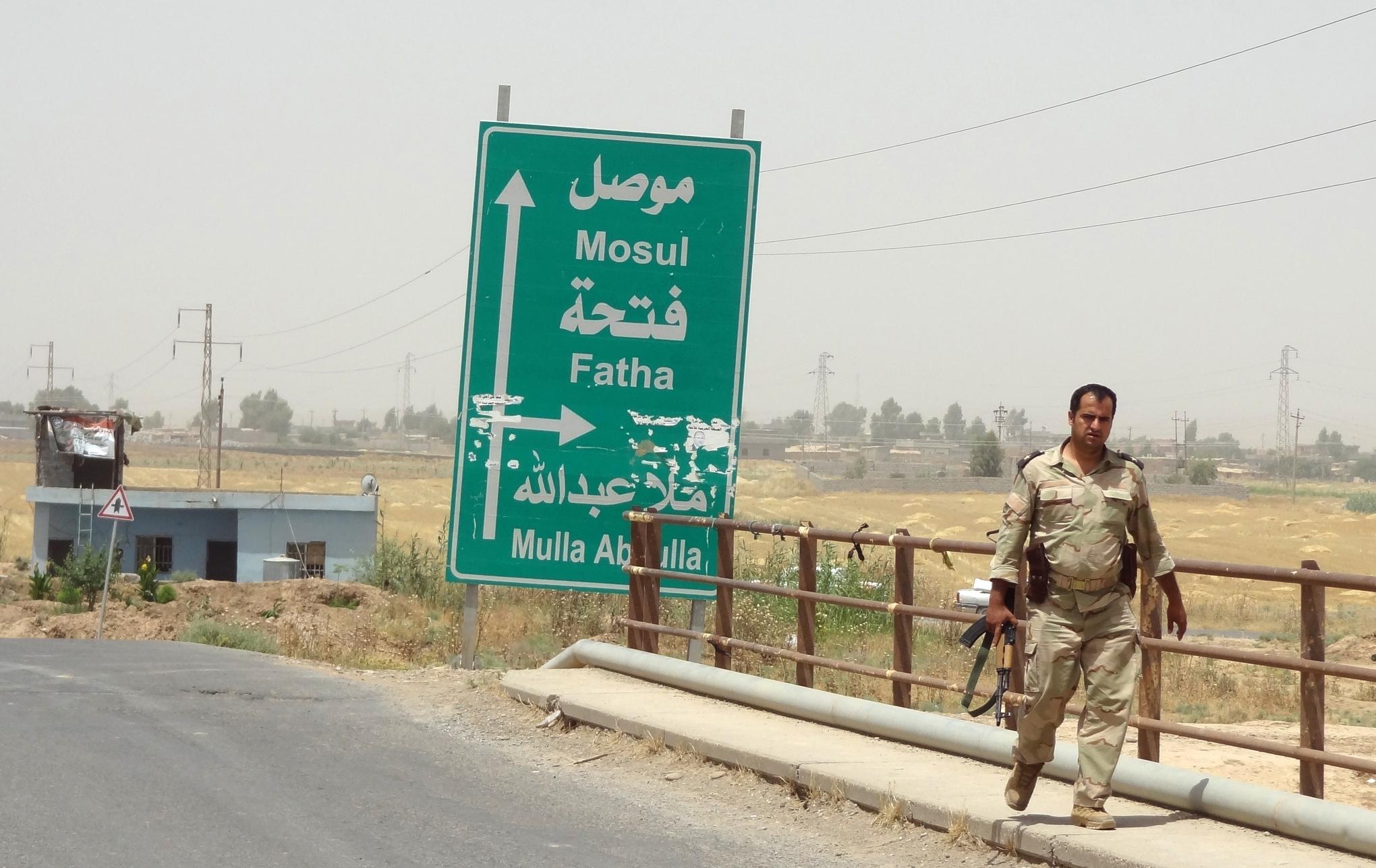 IRAQ-UNREST-KIRKUK