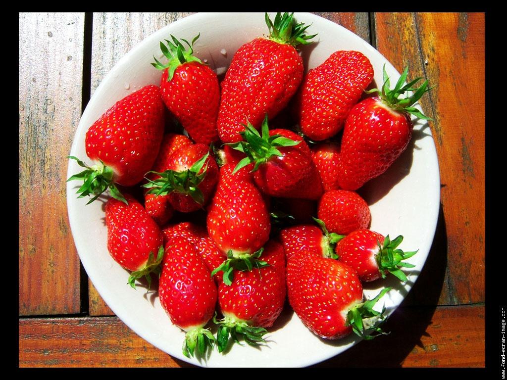 20 fraises