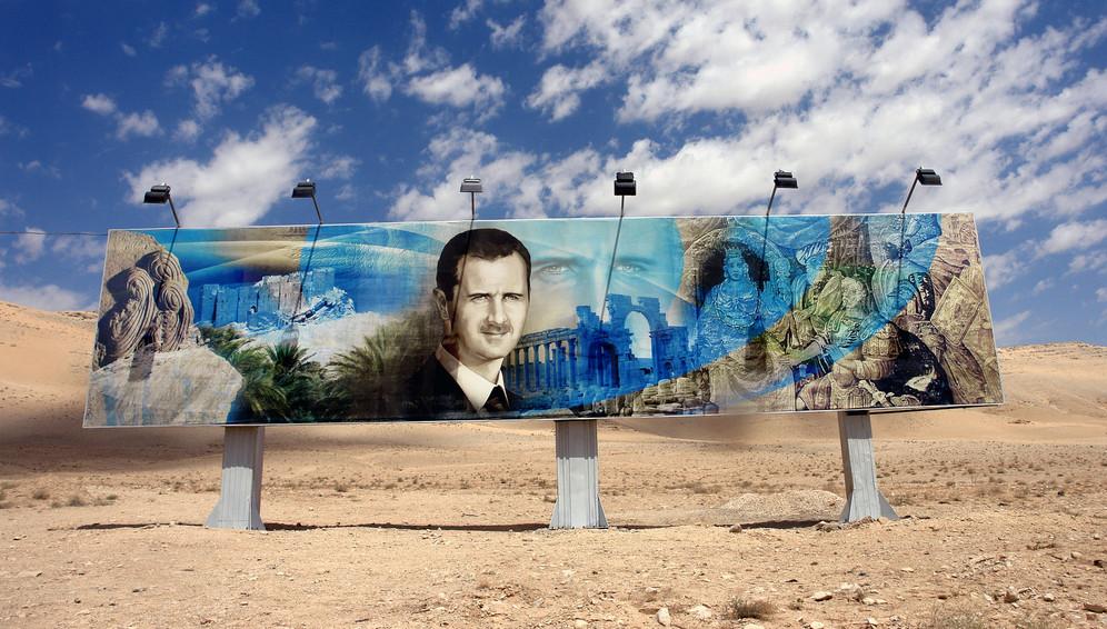 La ville est restée fidèle au régime jusqu'au bout / CC James Gordon