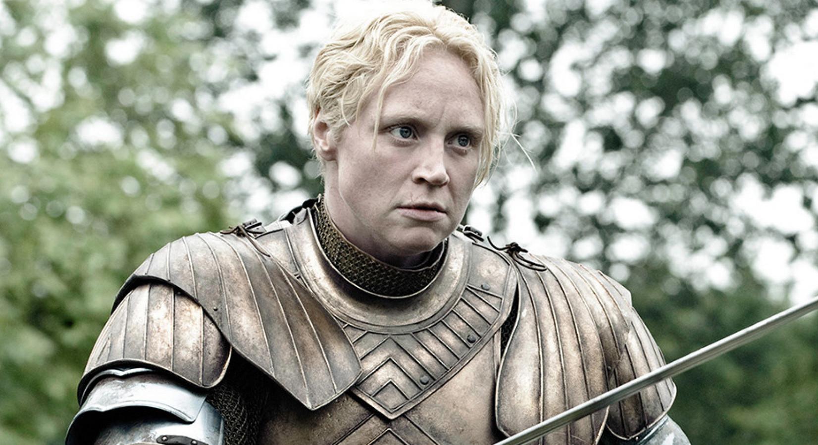 """Excellent : Brienne de """"Tarth Vador"""""""