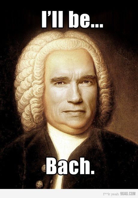 Bach, le KING OF BAROQUE