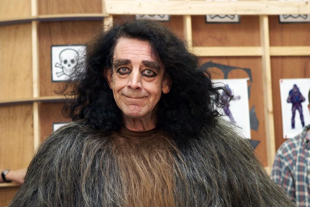 Peter Mayhew dans une image promotionnelle de la Revanche des Siths (2005)