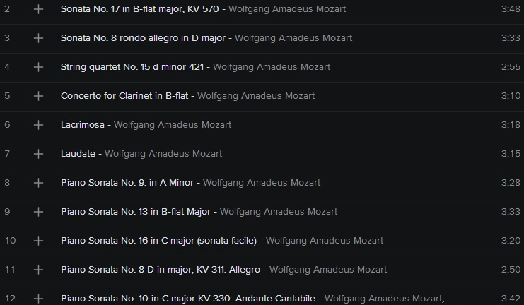 Mozart, bon en musique, pas en marketing