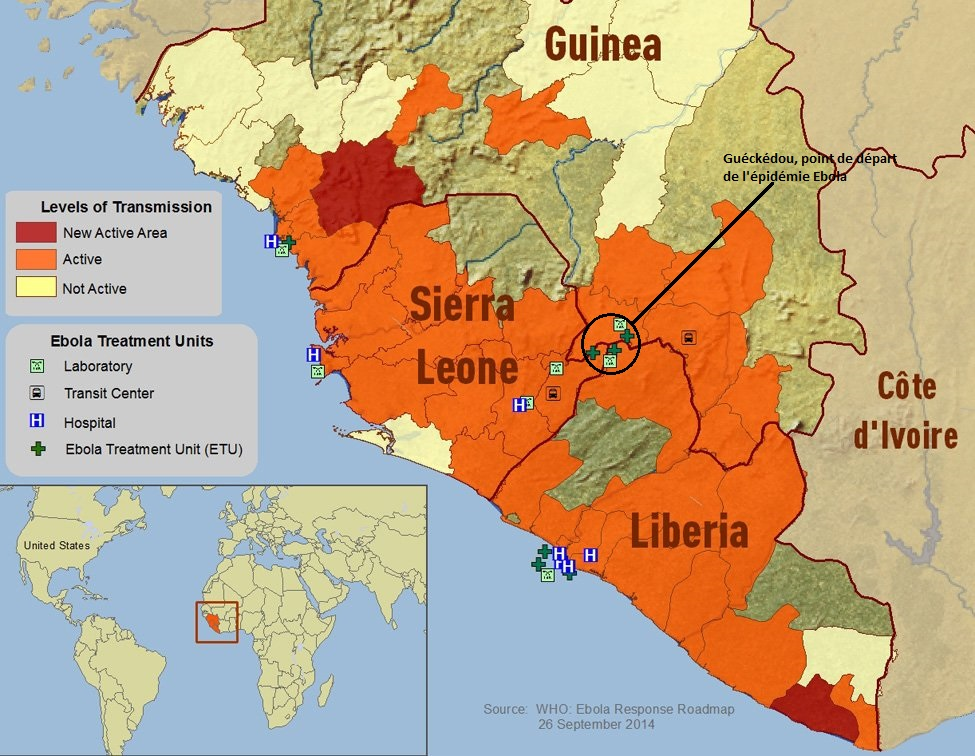 west-africa-distribution-map