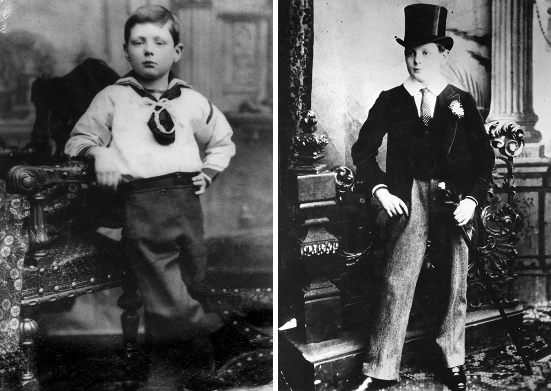winston-churchill-life-child