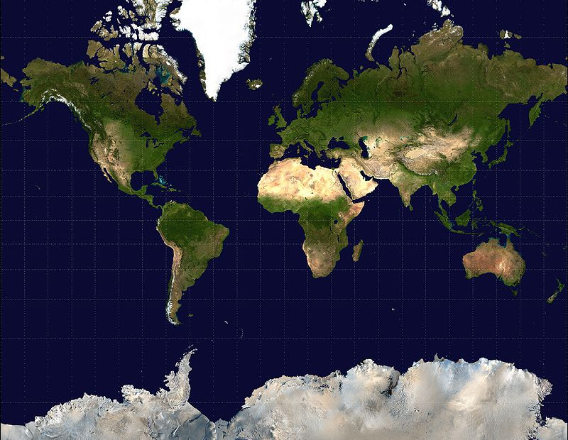 800px-Mercator-projection
