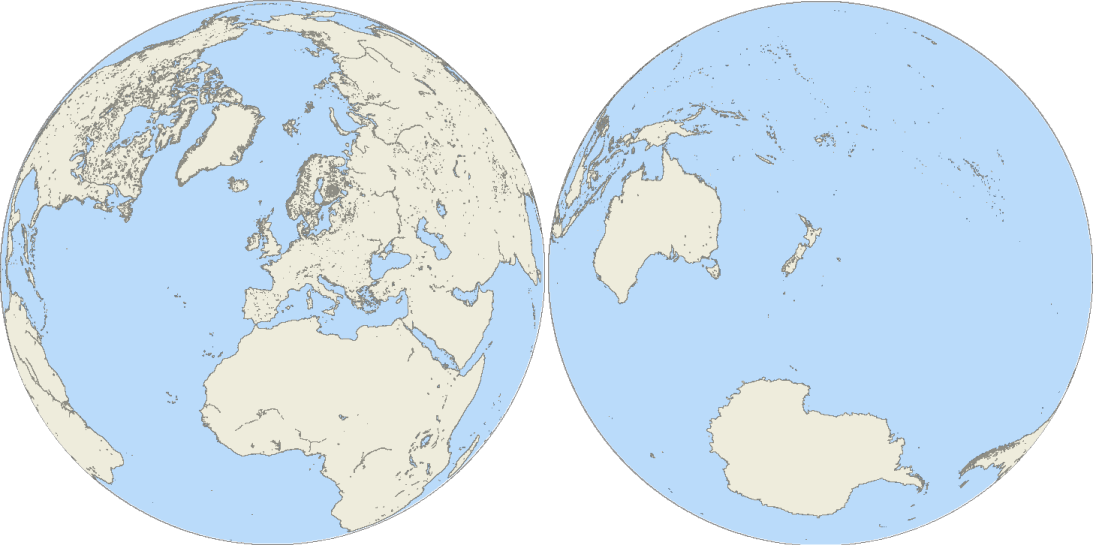 Land_hemisphere