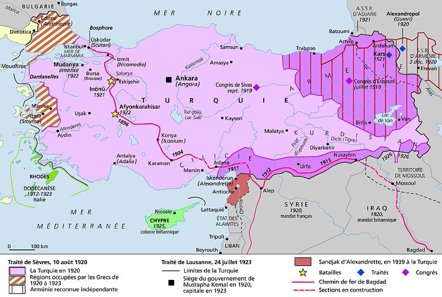 Sèvres_formation_de_la_Turquie