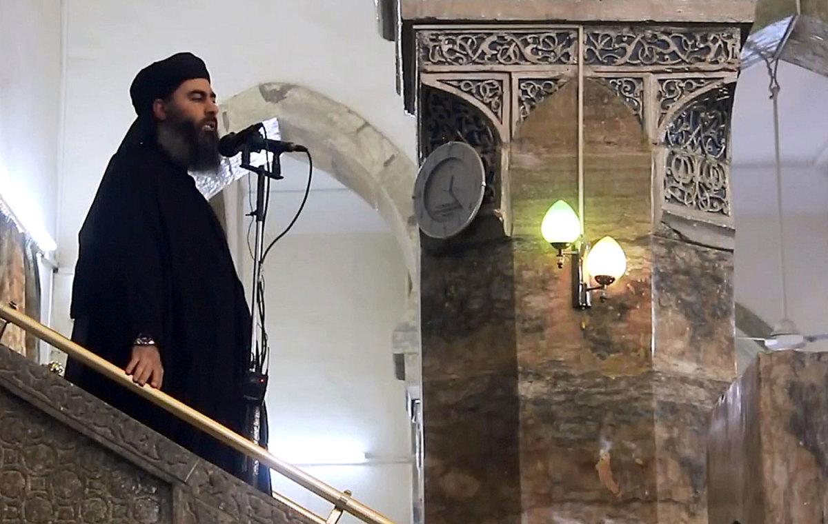 Abou Bakr al-Baghdadi proclame la renaissance du califat depuis Mossoul