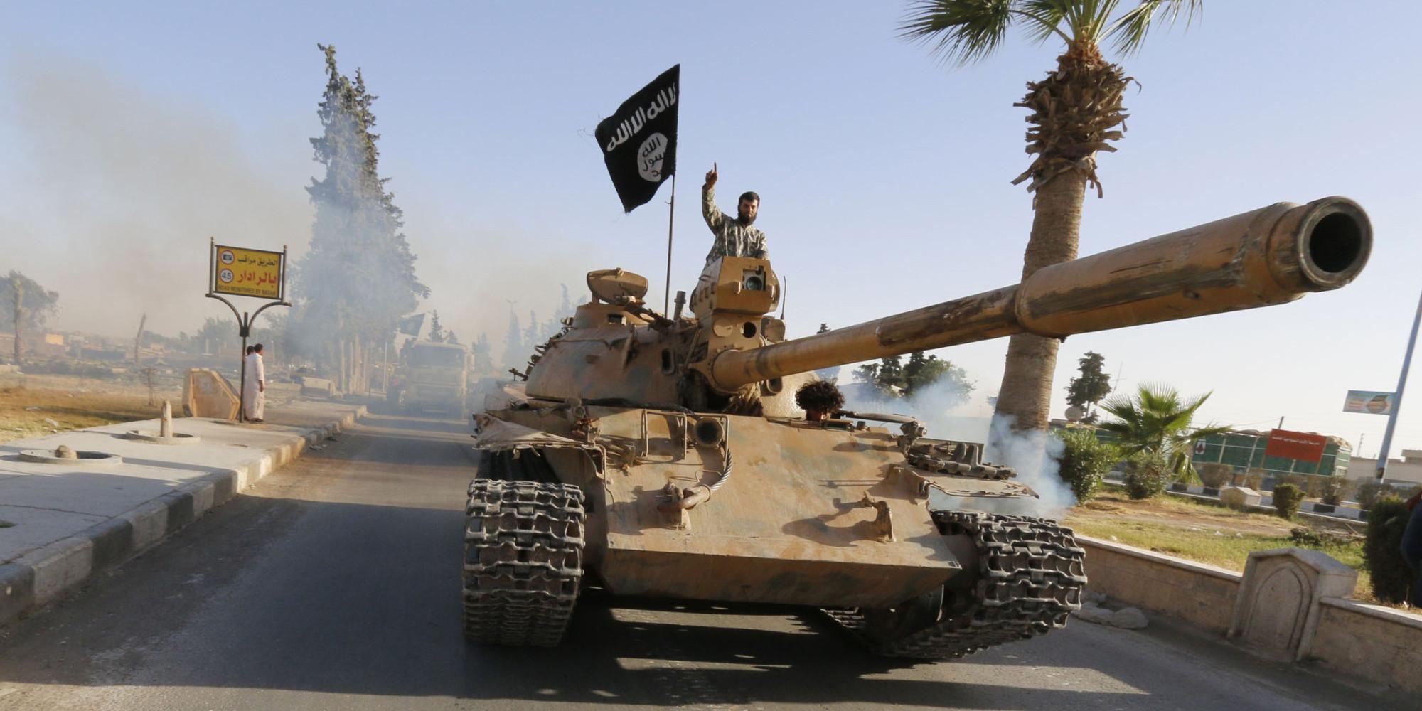 Le matériel militaire trouvé à Mossoul à plus renforcé la communication de Daesh que sa réelle puissance militaire
